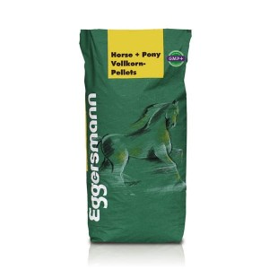 Pasza Horse and Pony Vollkorn Pellets 5 mm Eggersmann 25kg