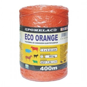 PLECIONKA ECO ORANGE 400M
